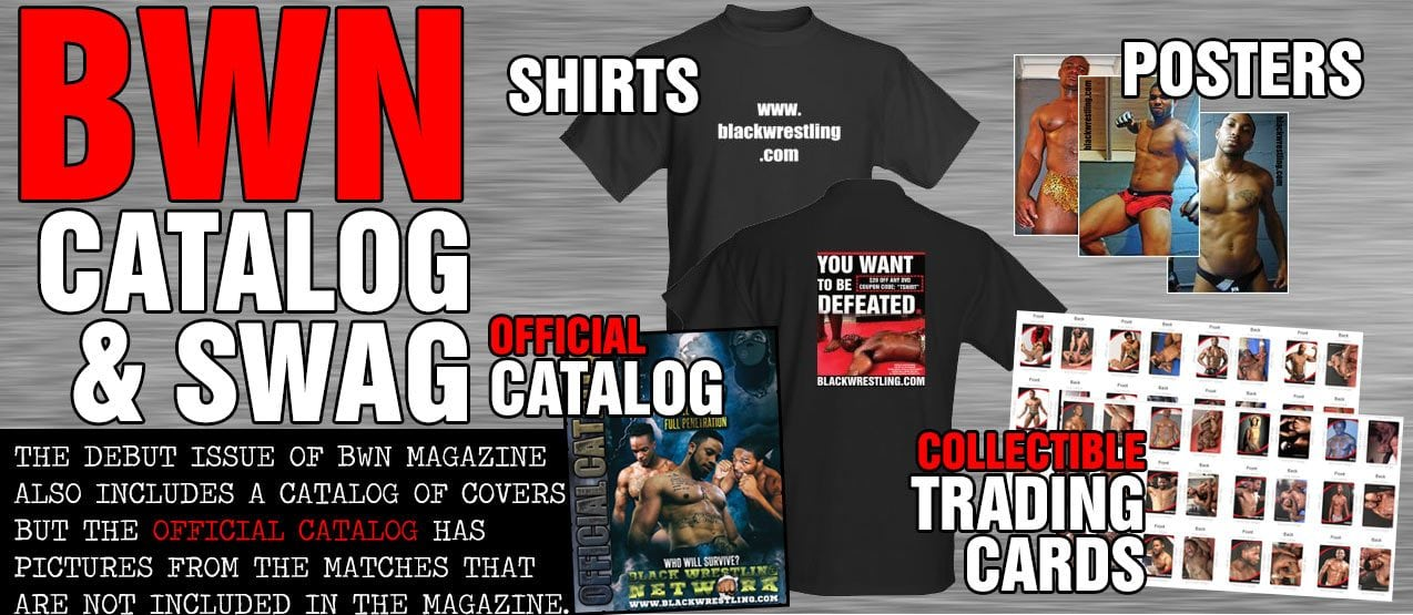 Catalog & Swag