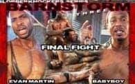 Barnstorm 3: Babyboy vs. Evan Martin