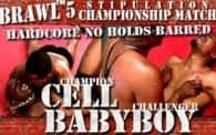 Brawl 5: Cell vs. Babyboy