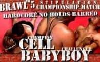 Brawl 5: Cell vs. Babyboy