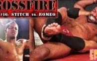 Crossfire 16: Stitch vs. Romeo