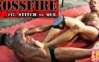 Crossfire 17: Stitch vs. Que