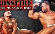 Crossfire 18: Xavier Cage vs. Tiger