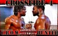 Crossfire 4: C.R.OW. vs. Hunter