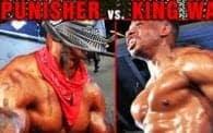 Undisputed 24: Punisher vs. King Wan