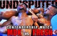 Undisputed 19: MDK vs. Kidd Fresh