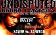 Undisputed 4: Xavier vs. Zanvega