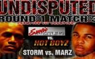 Undisputed 3: Storm vs. Marz