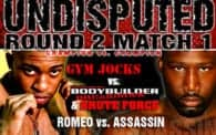 Undisputed 5: Romeo vs. Assassin