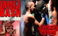Xtra! 16: Snake's Birthday Bash