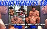 Lightweights 18: Virgo vs. Leo