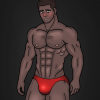 World Of Muscle Men