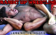 Straight Up Wrestling 11: Legend vs. Hooks