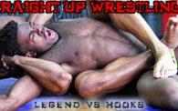 Straight Up Wrestling 11: Legend vs. Hooks