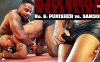 Black Muscle 6: Punisher vs. Samson