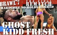 Brawl 7: Kidd Fresh vs. Ghost