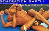 Generation Gap 11: Carlos Cruz vs. Chris Styles