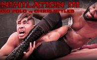 Annihilation 3: Marko Polo vs. Chris Styles