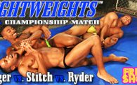 Lightweights 25: Tiger vs. Stitch vs. Ryder