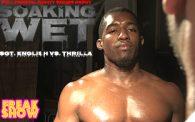 Soaking Wet 1: Sgt. English vs. Thrilla