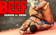 BEEF 3: Samson vs. Blk Rhino